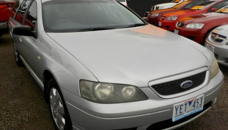 2005  Ford Falcon Xt Wagon