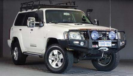 2010  Nissan Patrol St Wagon