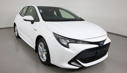 2019  Toyota Corolla Ascent Sport Hybrid Hatchback