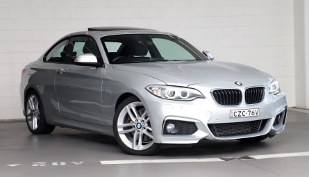 2015 BMW 2 Series 228i M Sport Coupe