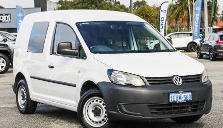 2015  Volkswagen Caddy Tdi250 Van