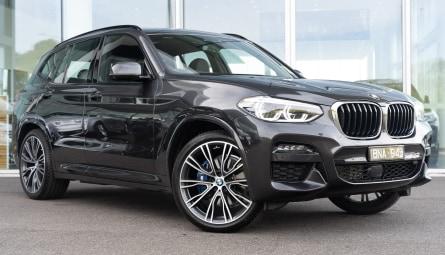 2020 BMW X3 xDrive30i M Sport Wagon