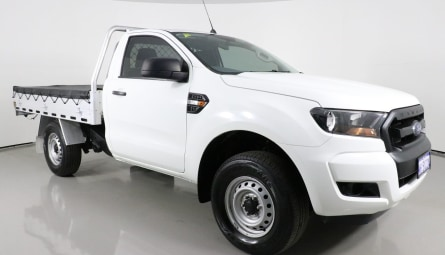2017  Ford Ranger Xl Cab Chassis Single Cab