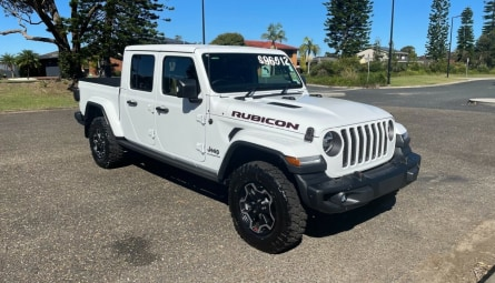 2021 Jeep Gladiator Rubicon Pick-up Dual Cab