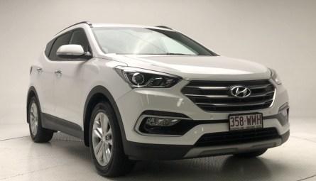 2016  Hyundai Santa Fe Elite Wagon