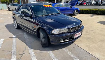 2000 BMW 3 Series 330Ci Convertible