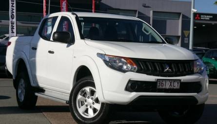 2017  Mitsubishi Triton Glx+ Utility Double Cab