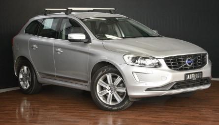 2016  Volvo XC60 D4 Luxury Wagon