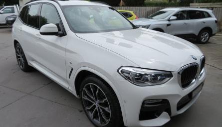 2019 BMW X3 xDrive30i Wagon