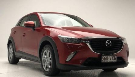 2015  Mazda CX-3 Maxx Wagon