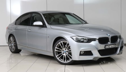 2015 BMW 3 Series 320i M Sport Sedan