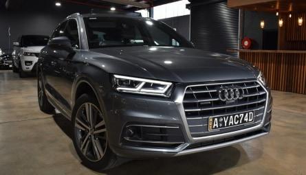 2018  Audi Q5 45 Tfsi Sport Wagon