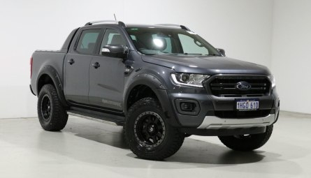 2020 Ford Ranger Wildtrak Pick-up Double Cab