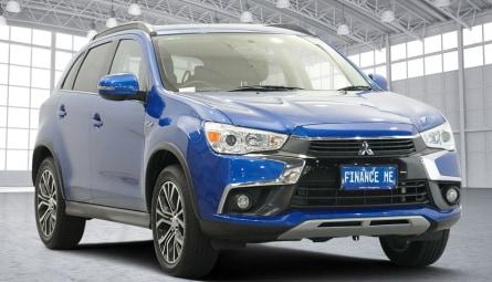 2017  Mitsubishi ASX Ls Wagon
