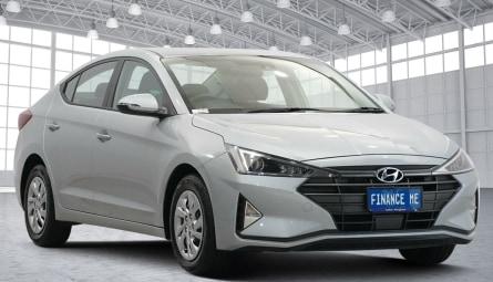 2020  Hyundai Elantra Go Sedan