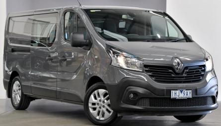 2016 Renault Trafic 103KW Van