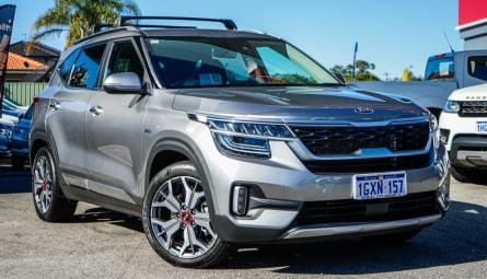 2019  Kia Seltos Gt-line Wagon