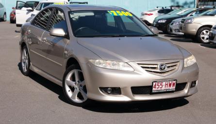 2004 Mazda 6 Luxury Sports Hatchback