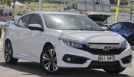 2017 Honda Civic VTi-L Sedan