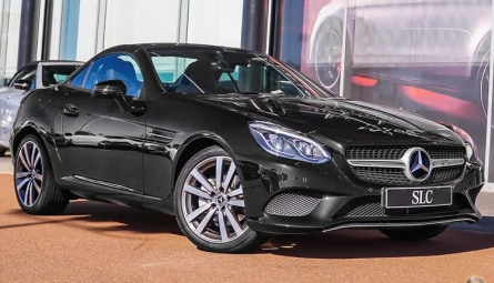 2018  Mercedes-Benz SLC-Class Slc180 Roadster
