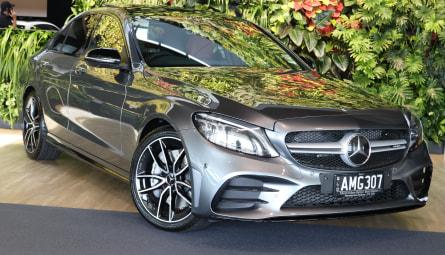 2020  Mercedes-Benz C-Class C43 Amg Sedan