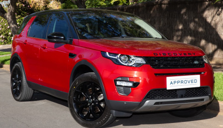 2016 Land Rover Discovery Sport TD4 180 HSE Wagon