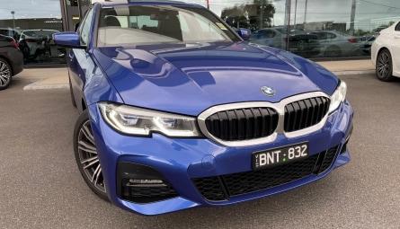 2021  BMW 3 Series 320i Luxury Line Sedan