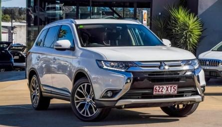 2016  Mitsubishi Outlander Ls Safety Pack Wagon