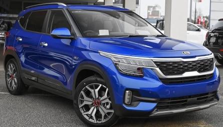 2021  Kia Seltos Gt-line Wagon