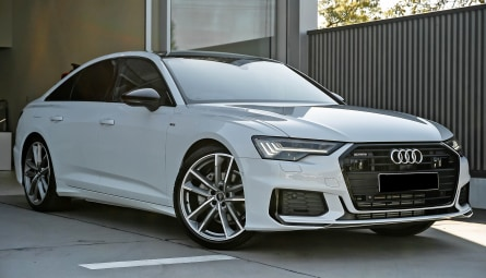 2019 Audi A6 45 TFSI S line Sedan
