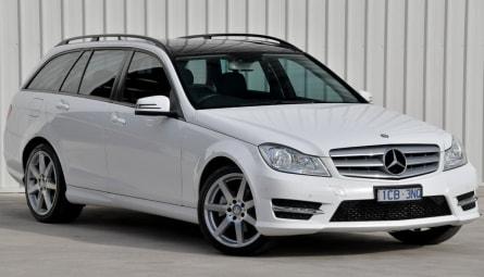 2014  Mercedes-Benz C-Class C200 Estate