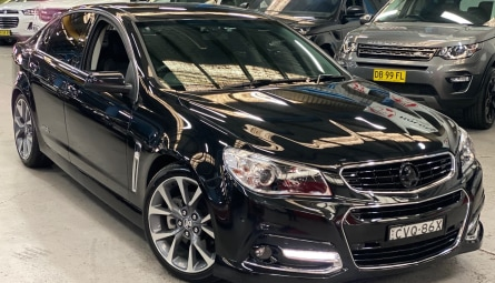 2015  Holden Commodore Ss V Sedan