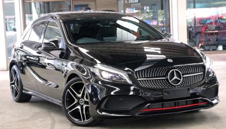 2018 Mercedes-Benz A-Class A250 Hatchback