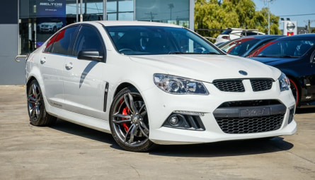 2015 Holden Special Vehicles Clubsport R8 Sedan