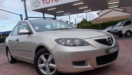 2008 MAZDA MAZDA3 Neo Sport Sedan