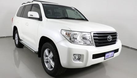 2014  Toyota Landcruiser Altitude Wagon
