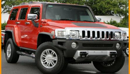 2008  Hummer H3 Luxury Wagon