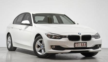 2013  BMW 3 Series 316i Sedan