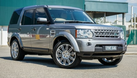 2011 Land Rover Discovery 4 SDV6 HSE Wagon