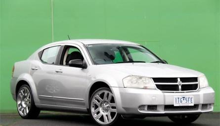2008  Dodge Avenger Sx Sedan