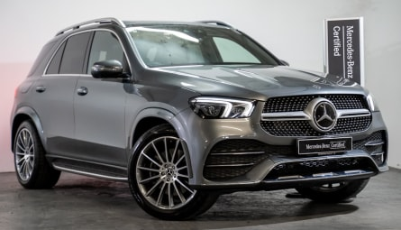 2019  Mercedes-Benz Gle-class Gle300 D Wagon