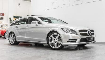 2013  Mercedes-Benz CLS Cls250 Cdi Blueefficiency Shooting Brake