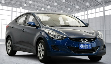 2014  Hyundai Elantra Active Sedan
