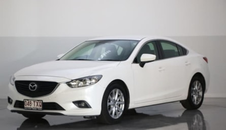 2014  Mazda 6 Touring Sedan