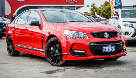 2017  Holden Commodore Motorsport Edition Sedan