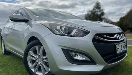 2012  Hyundai i30 Elite Hatchback