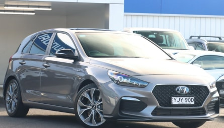 2019  Hyundai i30 N Line Premium Hatchback