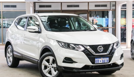 2018 Nissan QASHQAI ST Wagon
