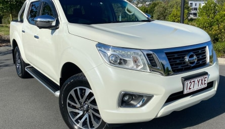2018  Nissan Navara St-x Utility Dual Cab
