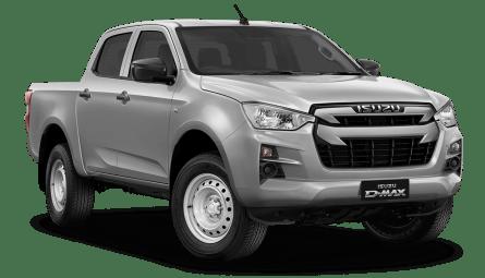 2020 Isuzu UTE D-MAX SX High Ride Utility Crew Cab